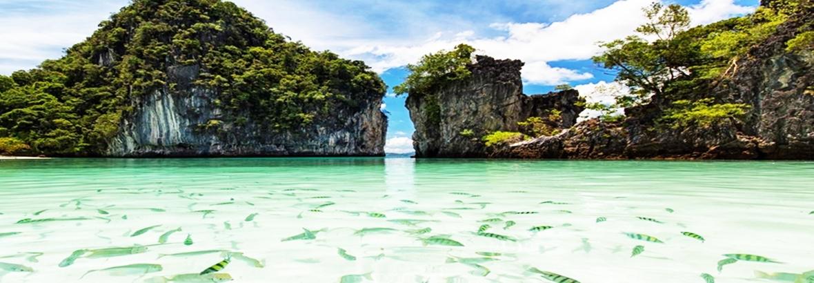 Krabi island tour