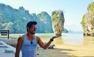 Phuket tour package 4 days 3 nights without hotel